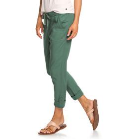 Roxy Symphony Lover Pants Women Duck Green